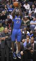 The Magic are also losing Jason Richardson to the 76ers. Richardson averaged 11.4 points, 3.8 rebounds and 1.4 assists per game last season.