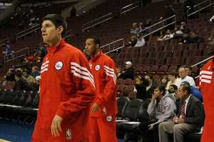 Nikola Vucevic from the 76ers is also coming to Orlando. Vucevic, who was a rookie last year, average 1.0 points, 1.0 rebounds and 0 assists.