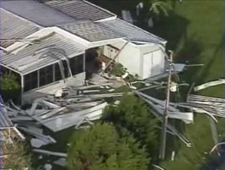 Charley hit Orlando with winds that gusted over 100 mph, causing major damage to homes and cutting electricity to an estimated 1.5 million people in Central Florida.