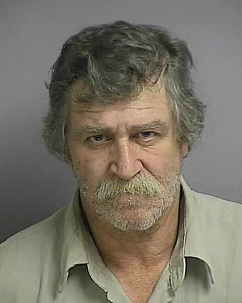 William Muncy: Driving with a suspended or recoked license.
