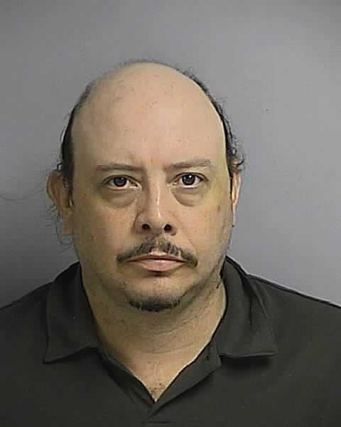 Oscar Lugo: Out of county warrant.