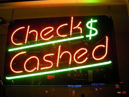 6: The check-cashing scam.  Scammers target people selling items on places like Craigslist.  They tell the seller after the transaction that they wrote the check for too much and ask for the difference to be wired back to them.  The result is that the check bounces and the scammers get the wired money.