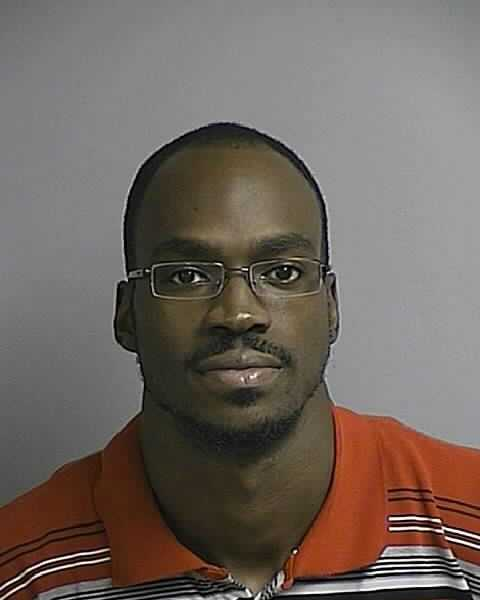 Brandon Gandy: Porbation violation.