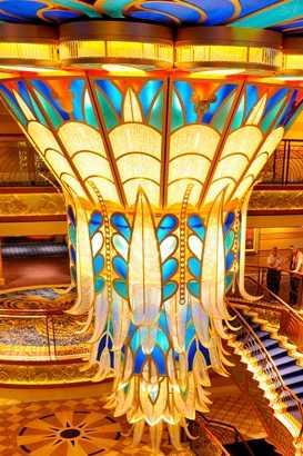 Is this atrium chandelier the Disney Dream or Disney Fantasy?