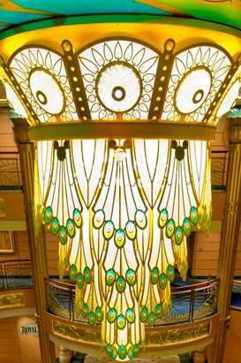 What about this atrium chandelier? Dream or Fantasy?