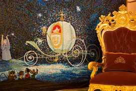 Is this mosaic from the lobby of the Disney Dream or Disney Fantasy?