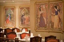 Each ship has a royal dining room, but is this photo from the Disney Dream or Disney Fantasy?