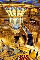 The Disney Dream is where you can find the statue of Donald Duck.