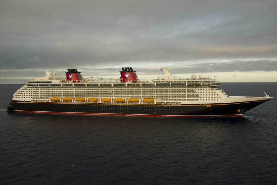 The Disney Fantasy and her sister ship the Disney Dream are similar in many ways, but also have differences that set each apart.  Can you tell which ship is which?