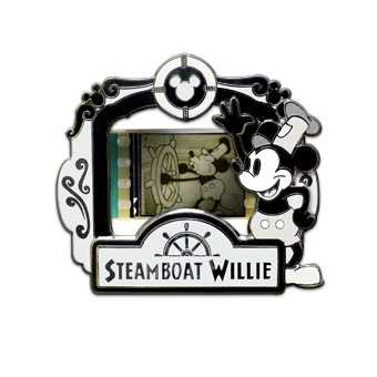 """Piece of the Movies"" Steamboat Willie - Aug. 23, 2012"