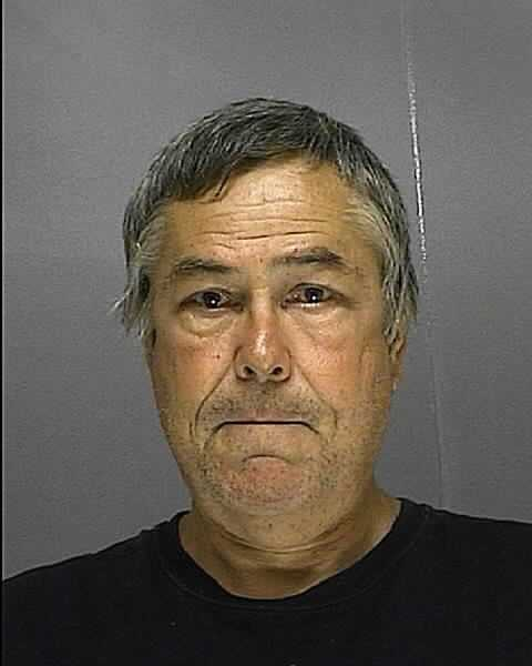 Michael Hillyer was charged with solicitation to commit prostitution.