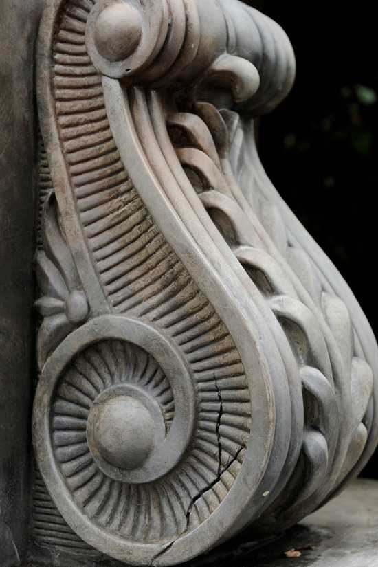 This Disney detail might be a little tricky, but can you name where this picture was taken at the Disney parks?