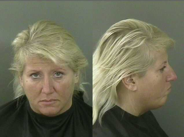 THERESA FOWLER: MISDEMEANOR SHOPLIFTING/ RETAIL THEFT