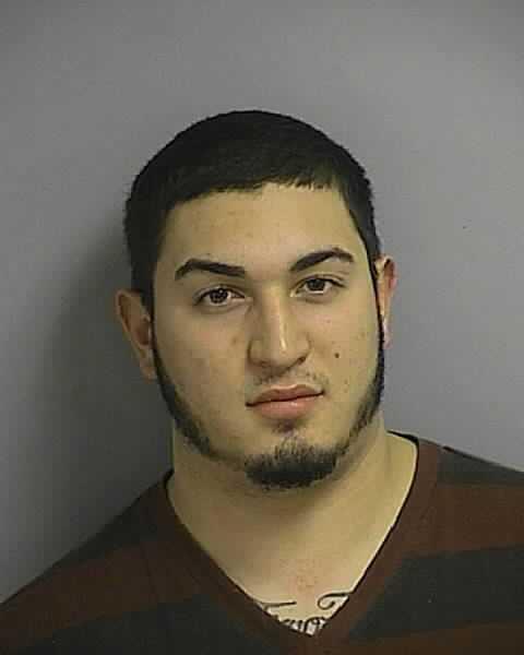 Brendon Oconnor: Probation violation.
