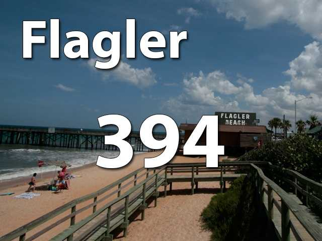 In Flagler County, 394 couples untied the knot. The year started slowly for divorces, with less than 30 in January and February combined, but spiked in March with 44.
