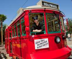 Disney's California Adventure Park welcomed Dylan McDermott and his family Sept. 7.  McDermott was celebrating his daughter Charlotte's 7th birthday.