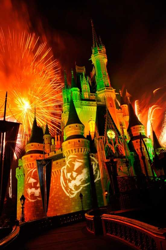 The annual Mickey's Not-So-Scary Halloween party has returned to the Magic Kingdom.  The party will run through Nov. 1.