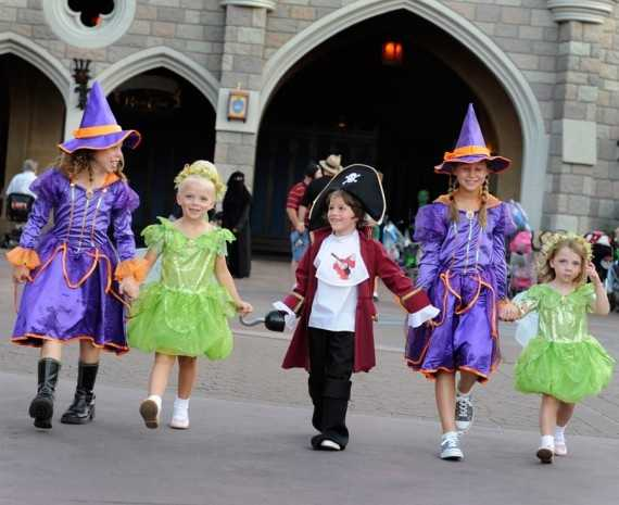 As of 2013, Mickey's Not-so-Scary Halloween party has existed for 19 years.