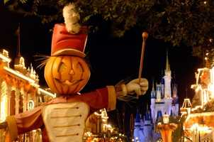 Mickey's Not-so-Scary Halloween Party has no tricks only treats to make for a memorable evening.