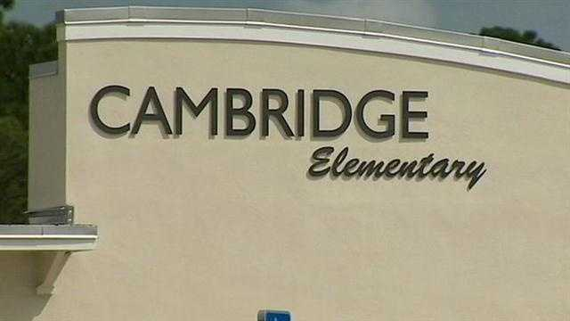 School administrators in Cocoa called police after they say a kindergartener slapped an assistant principal.