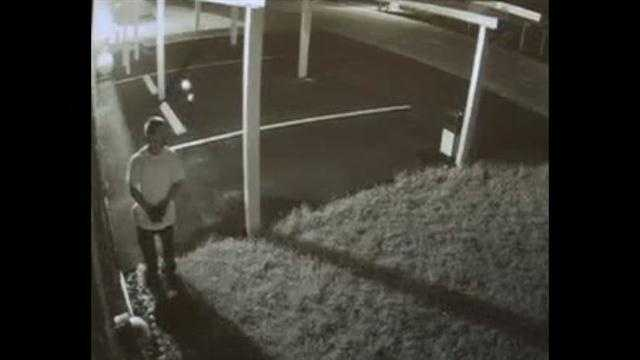 Raw Video: East Orange Co. burglary
