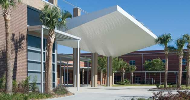 7: Paul Hagerty High School (Seminole) - 1593