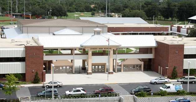 8: Oviedo High School (Seminole) - 1588
