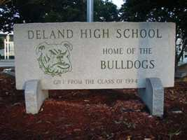 30: DeLand High School (Volusia) - 1505