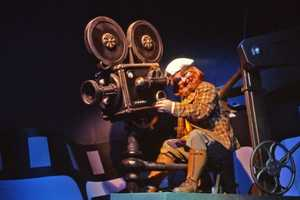 Dreamfinder was introduced when the park opened and encouraged children of all ages to use their imagination in the Journey Into Imagination attraction.