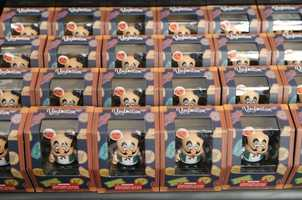 A special Food & Wine Vinylmation will also be on sale.