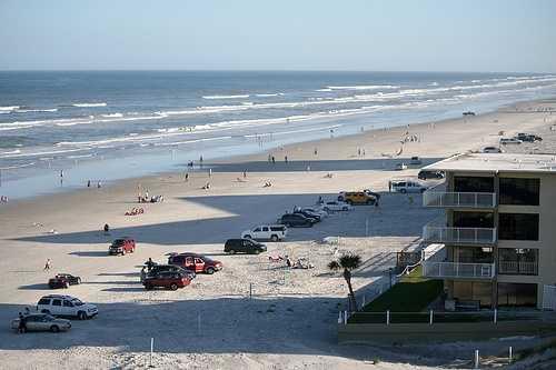 25: New Smyrna Beach - 28.7 percent