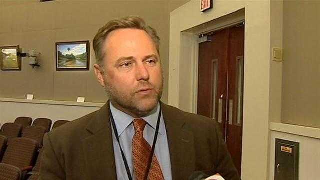 Commissioner Scott Boyd admits to texting lobbyists