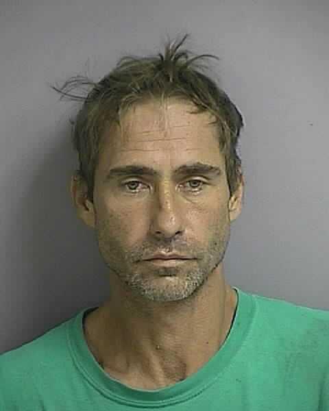 Jeffrey Sykes: Criminal mischief.