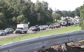 Authorities said multiple, multivehicle crashes on Interstate 75 blocked southbound traffic for several hours heading toward southwest Florida. (Read story)