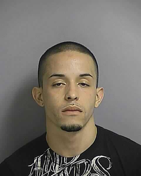 Ishmael Diaz: Probation violation.
