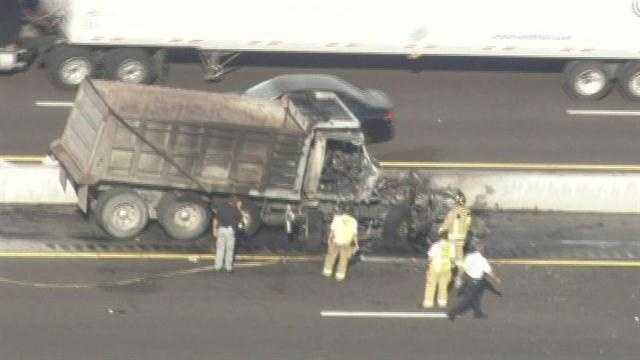 Interstate 95 was shut down in Brevard County because of fatal accident Wednesday.