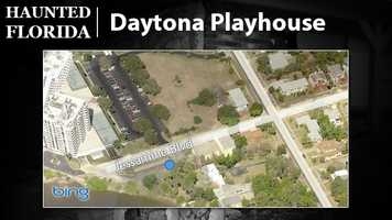 The Daytona Playhouse – This theater is known for paranormal sights and sounds, according to a travel guide by USA Today. Strange orbs have been seen in photographs taken inside the theater.