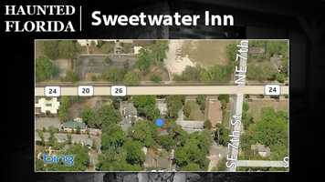 Sweetwater Inn – According to the Haunted Florida website, this Gainesville bed and breakfast is known for its haunts. Guests at one of the homes used for the business have reported a general uneasy feeling along with seeing ghoulish figures upstairs.