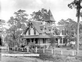 1886 - Judge Welbourne home