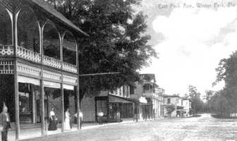 1800s - Park Avenue