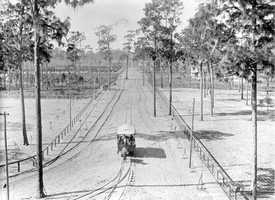 Date unknown - South Florida Railroad Co. track