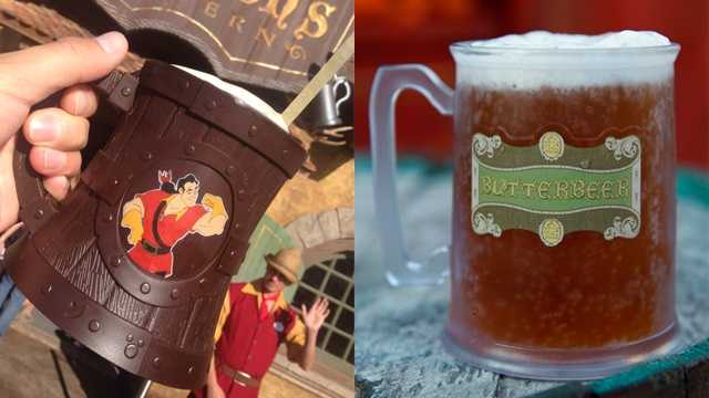 Le Fou's Brew & Butterbeer