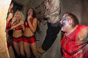 Howl-O-Scream runs Thursday, Friday and Saturday nights through Oct. 27.