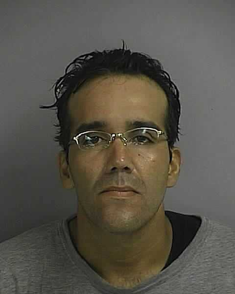 Christopher Cruz: Out of county warrant.