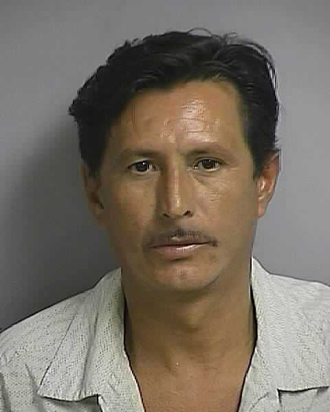 Miguel Cardona-Calderon: Operating a motor vehicle without a license.