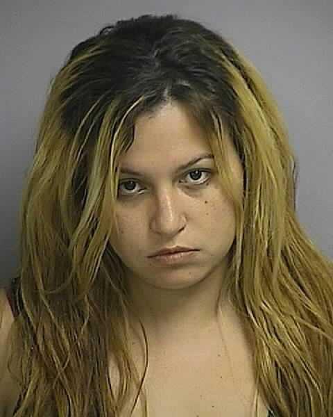 Vanessa Brrientos: Dealing in stolen property.