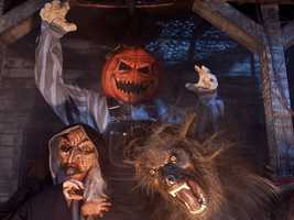 2001: Scary Tales came to life for the 10th year of HHN.