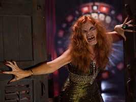 2011: Lady Luck dealt a horrifying hand for HHN's 21st installment.