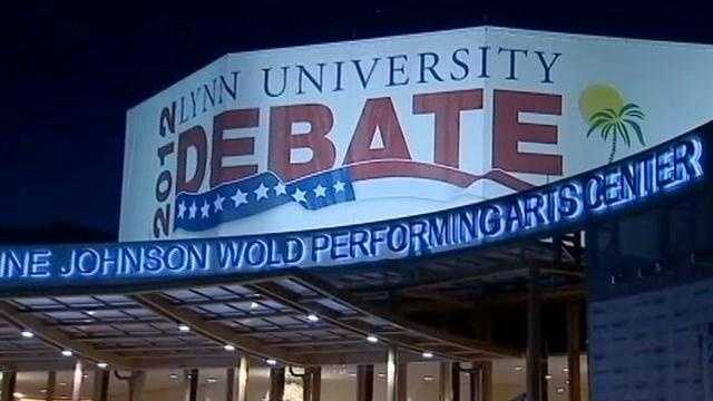 Final Presidential Debate will take place tomorrow night in Boca Raton.
