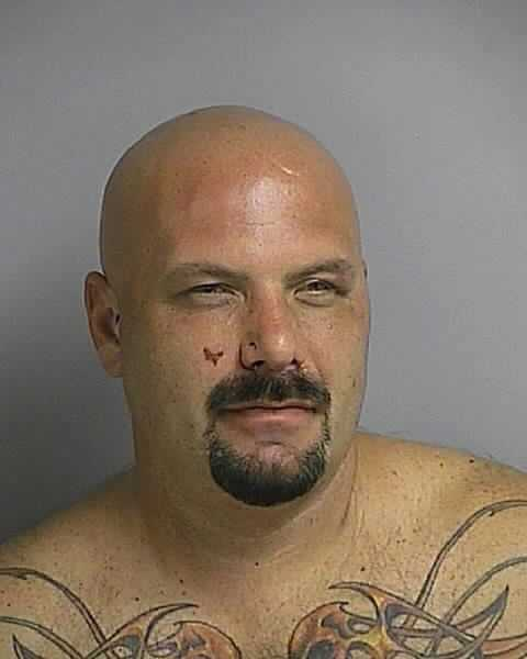 KENNETH RUCH: DISORDERLY INTOXICATION